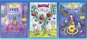 Lansare de colecţie: #CeSăFaci, cărţile prietenoase şi educative pentru copii