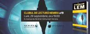 Clubul de lectură Nemira #19: Solaris, de Stanislaw Lem