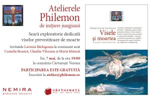 Atelierul Philemon #5: despre visele prevestitoare de moarte, în viziunea Mariei-Louise von Franz