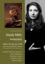 """Lansare la Bookfest: """"Insula Melc"""", de Andreea Nanu"""