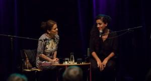 Lectură-Discuţie-Performance cu Svetlana Cârstean şi Athena Farrokhzad