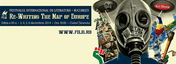 Festivalul Internațional de Literatură de la București – FILB 2014