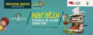 NARATIV - Festivalul de lectură pentru copii