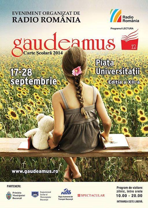 GAUDEAMUS Carte Şcolară 2014