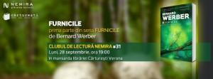 """Clubul de lectură Nemira #31: """"Furnicile"""", de Bernard Werber"""