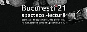 București'21. O epopee participativă. 840 de versuri. 40 de poeți