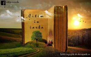 Citim în iarbă - Ediția a 5-a