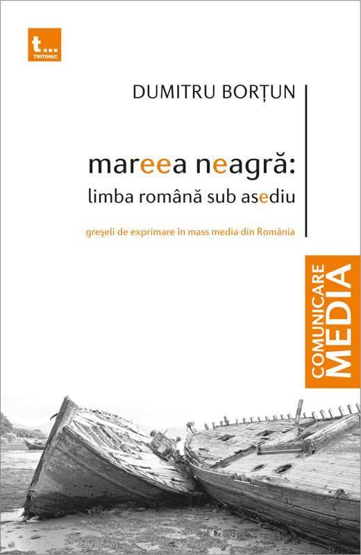 """Lansare volum """"Mareea neagră"""", de Dumitru Borțun"""