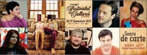 Seara de carte la Festivalul de Cultură Cristian