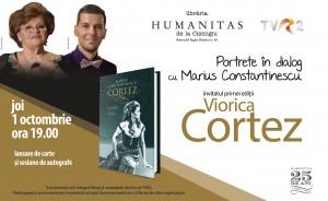 Portret în dialog cu Marius Constantinescu şi Viorica Cortez