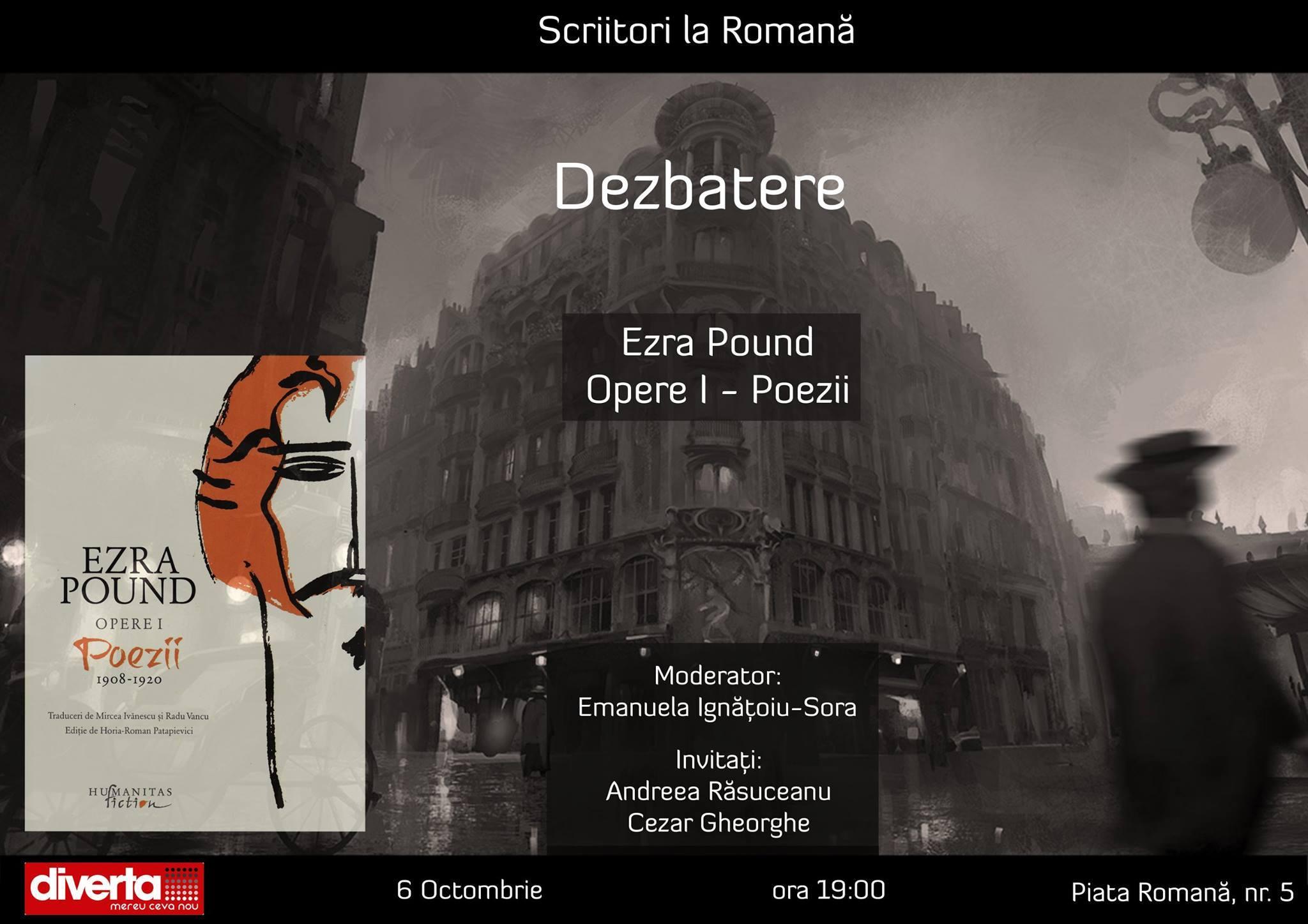 Scriitorii la Romană