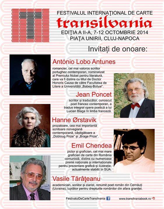 Festivalul de Carte Transilvania, ediția a II-a