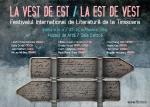Festivalul Internațional de Literatură de la Timișoara 2014