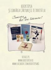 Concurs de Kit-uri Literare în Booktopia