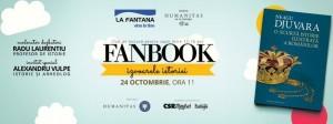 Fanbook Izvoarele istoriei, club de lectură pentru copii intre 13 si 16 ani