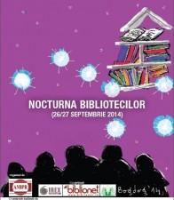 Nocturna Bibliotecilor la Biblioteca Metropolitană București