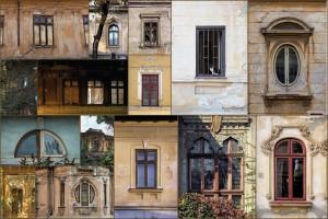 Ferestre din București și poveștile lor