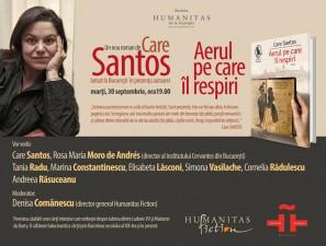 Întâlnire cu scriitoarea catalană Care Santos