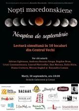 Noaptea de septembrie
