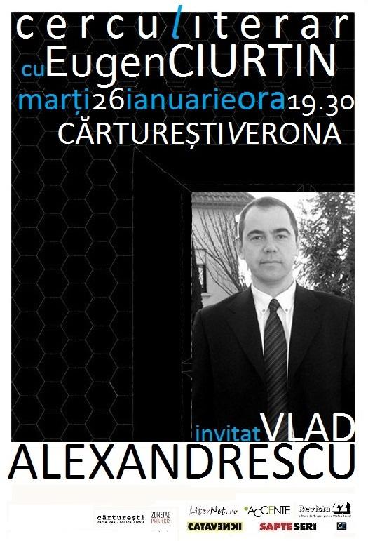 Cercul: Vlad Alexandrescu