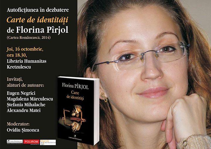 Autoficțiunea în dezbatere la București