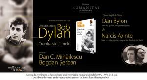 "Discuție despre Bob Dylan ""Cronica vieții mele"""
