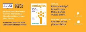 """Cum se răspândesc ideile. #Flux1, un eveniment """"contagios"""""""