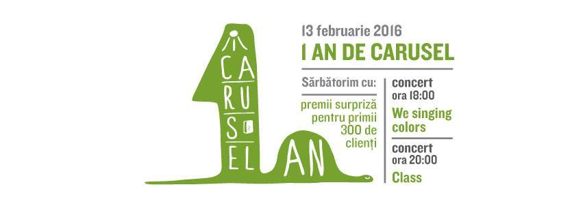 1 an de Carusel!