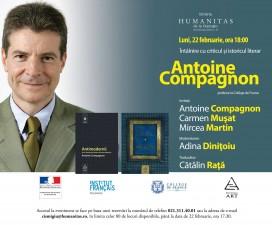 Întâlnire cu Antoine Compagnon