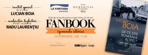 Lucian Boia, discuție cu adolescenții de la Clubul de lectură Fanbook Izvoarele Istoriei despre ce înțelegem din istorie