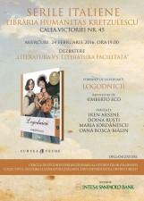 Serile italiene: Literatura vs. literatura facilitată şi remake
