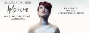 Amanda Palmer| Arta de a cere: discutată, improvizată, manifestată