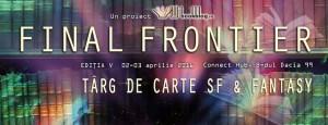 Final Frontier V - Târg de carte SF & Fantasy
