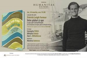 Despre fascinantul Sir Patrick Fermor şi călătoria sa la pas prin Europa anilor '30
