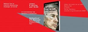 """Lansarea volumului """"Sălbaticul din Balcani"""""""