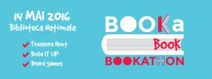 Bookathon la Biblioteca Națională a României