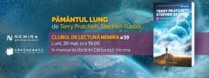 """Clubul de lectură Nemira #39 - """"Pământul lung"""", de Terry Pratchett şi Stephen Baxter"""