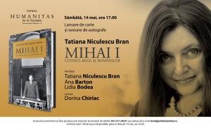 """Despre """"Mihai I ultimul rege al românilor"""" cu Tatiana Niculescu Bran, Ana Barton, Dorina Chiriac şi Lidia Bodea"""