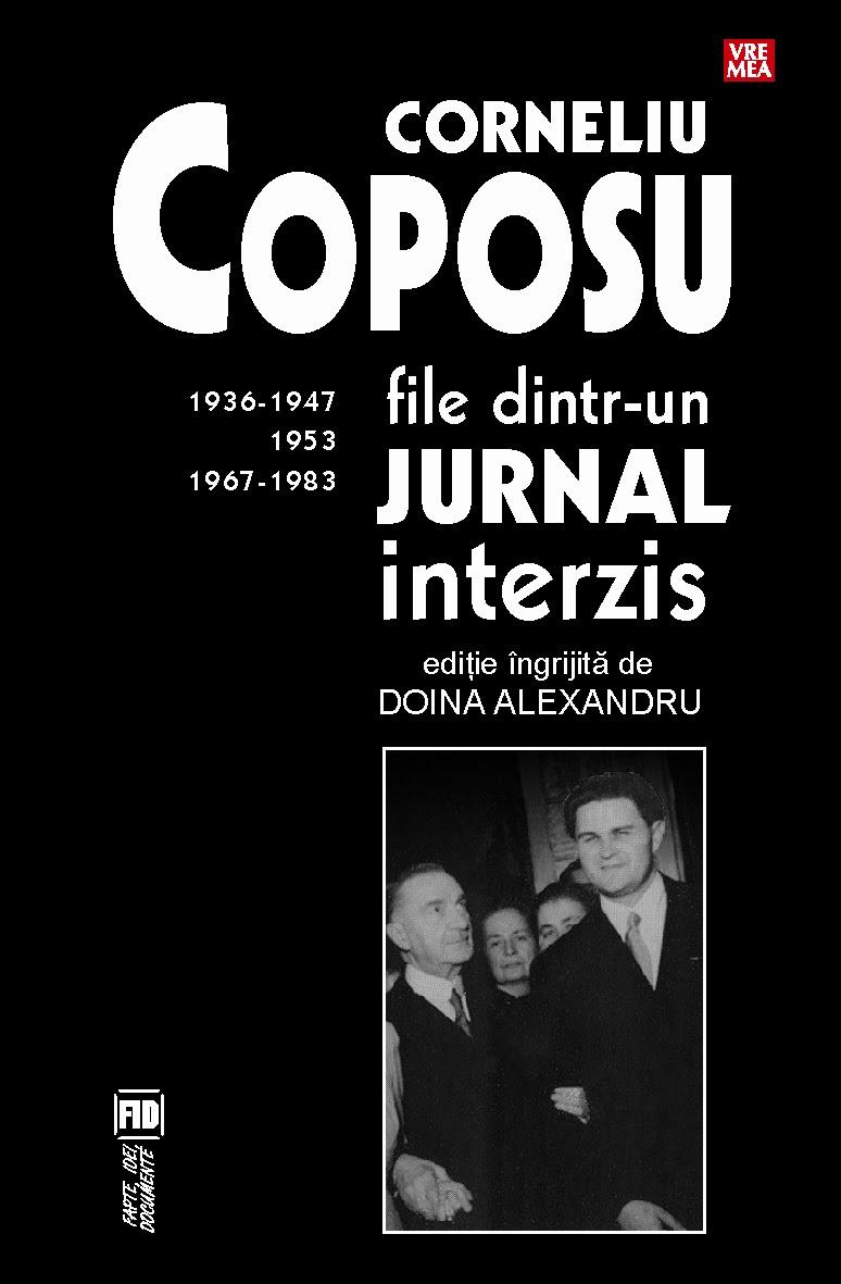 """Lansarea cărții """"Corneliu Coposu: File dintr-un jurnal interzis"""""""