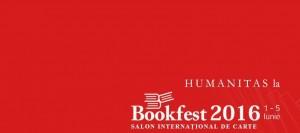 Humanitas la Bookfest 2016