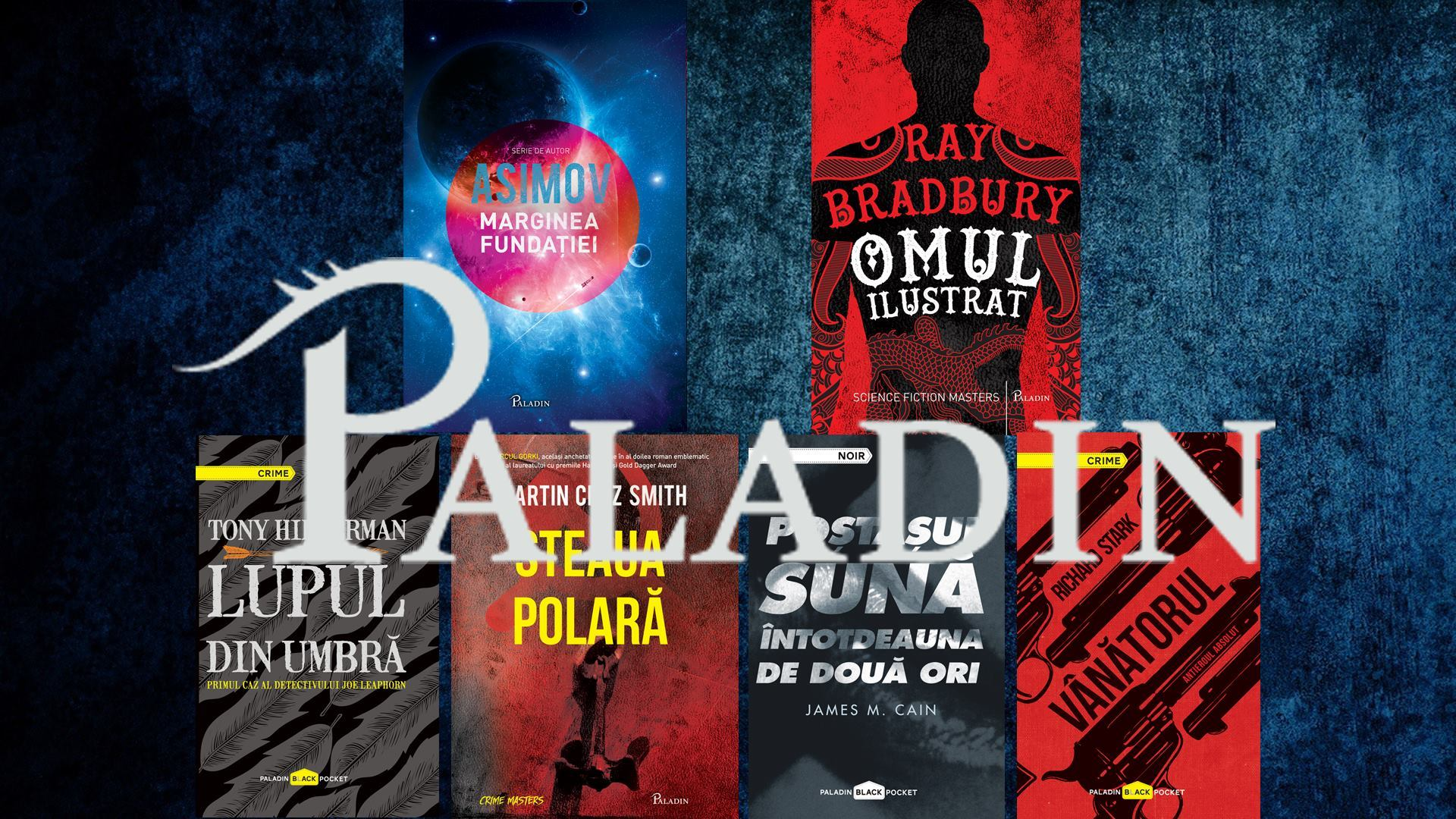 Lansările editurii Paladin - Bookfest 2016