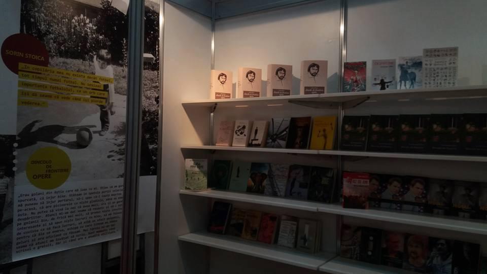 Evenimente și noutăți Casa de pariuri literare la Bookfest 2016