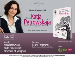 Eveniment Katja Petrowskaja, laureată a Premiului Ingeborg Bachmann