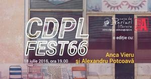CDPL FEST 66 cu Anca Vieru și Alexandru Potcoavă