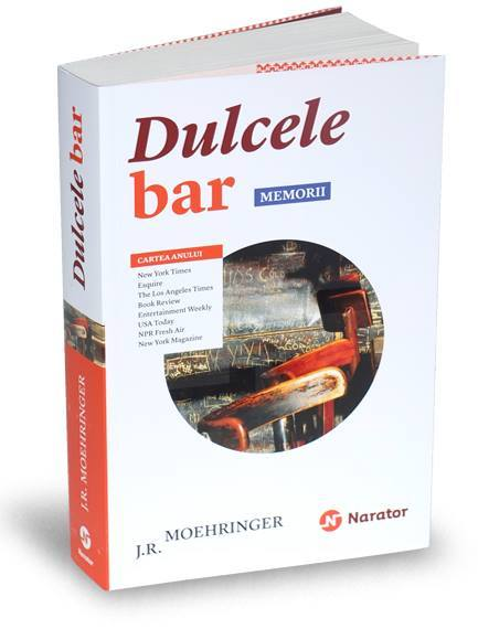 "The Reading Nest IV: ""Dulcele bar"", de J.R. Moehringer"