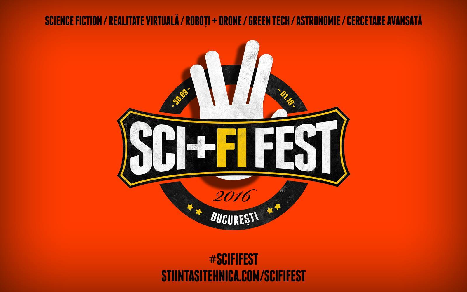 Sci+Fi FEST - Festivalul de Știință și Science-Fiction