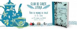 """Club de carte Litera #24: """"Fata cu picioare de sticlă"""", de Ali Shaw"""