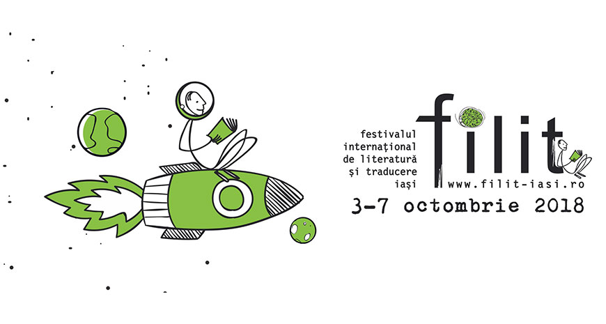 Scriitorii invitați la FILIT 2018