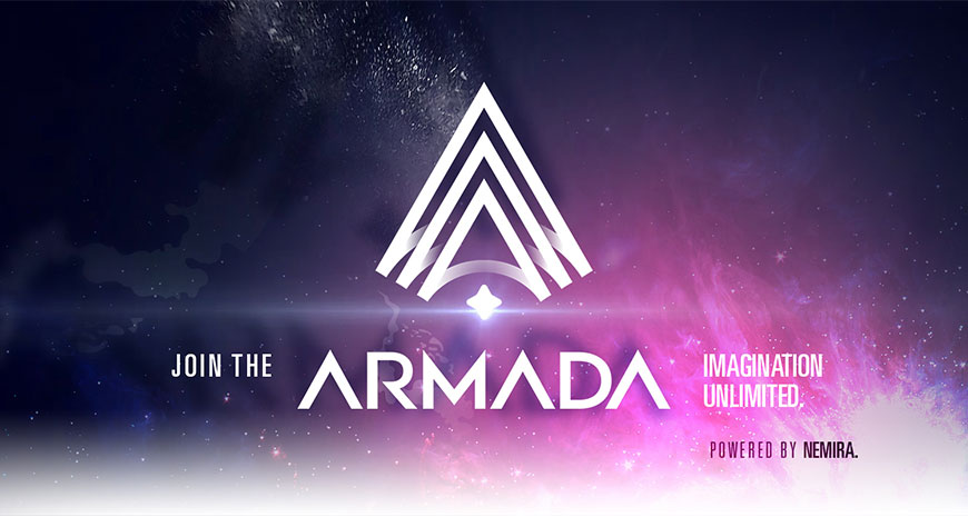 ARMADA : un nou imprint Nemira dedicat literaturii science fiction, fantasy & thriller