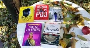 Noutăți literare 22-28 octombrie 2018